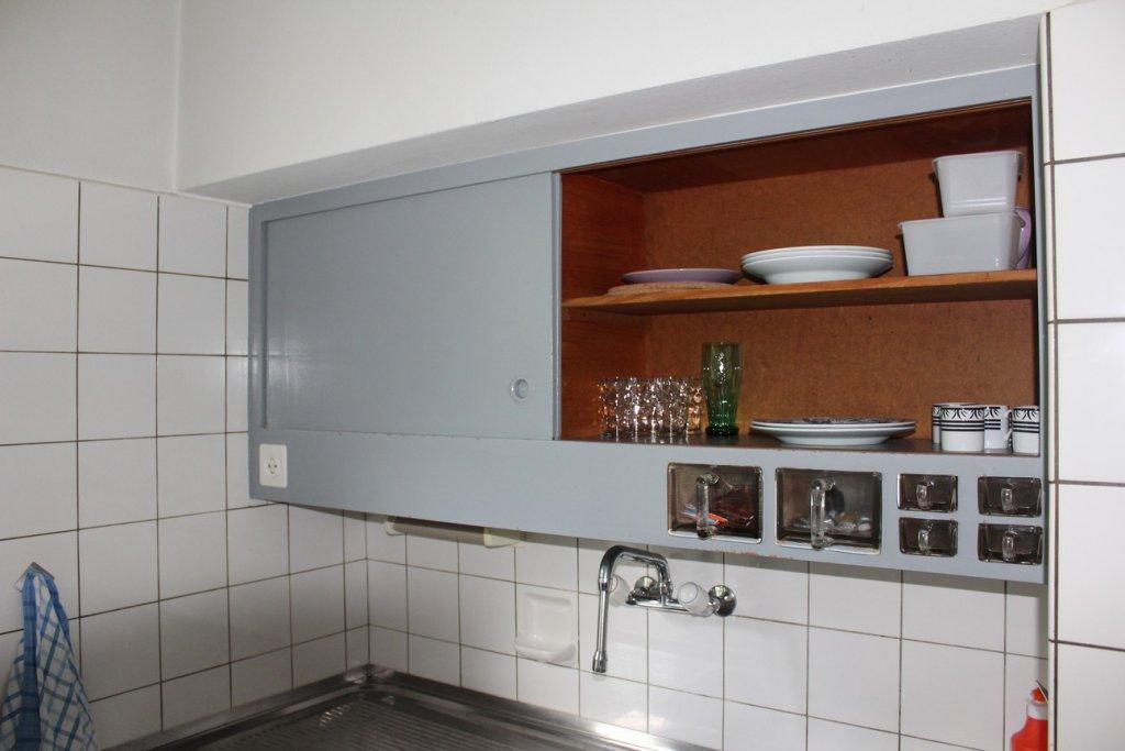 Küchenschrank Vintage mit Schiebetüren | ReWinner